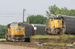 UP 5210 and 3120
